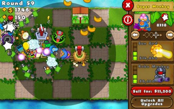 Bloons TD 5 tips