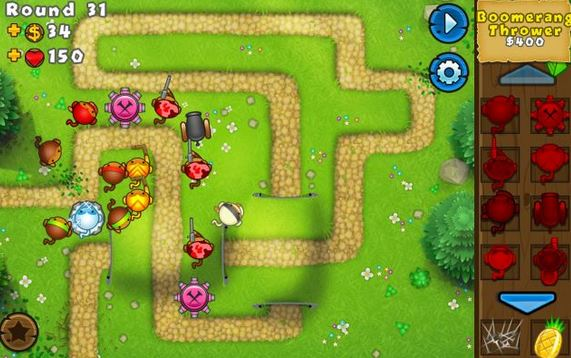 Truques Bloons TD 5