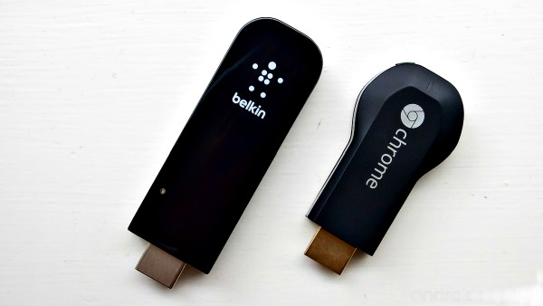 belkin vs chromecast