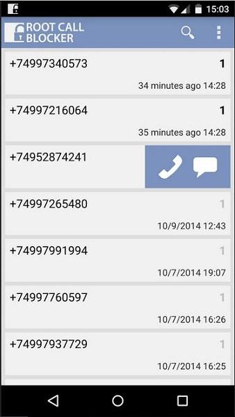 root call blocker pro