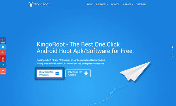 how to use kingoroot