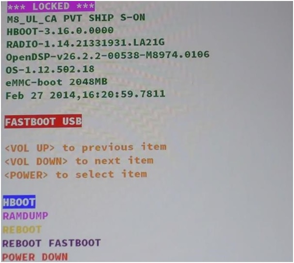 unlock bootloader and root htc m8
