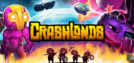 best new iOS games - Crashlands