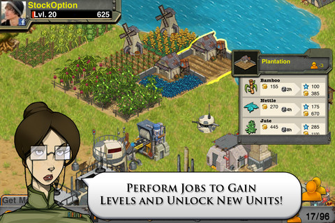 Best iPhone Games - Battle Nations