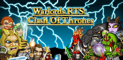 Best iPhone Games - Warlords RTS