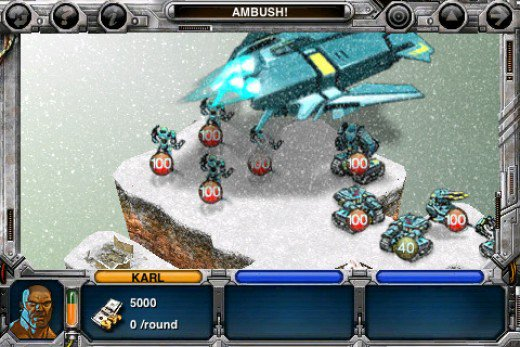 Best iPhone Games - Rogue Planet