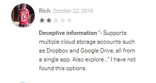 file explorer user review