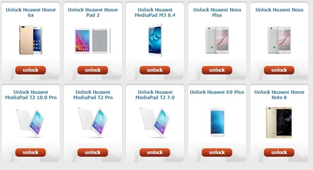 Top 4 Huawei Unlock Code Calculators to Make Huawei