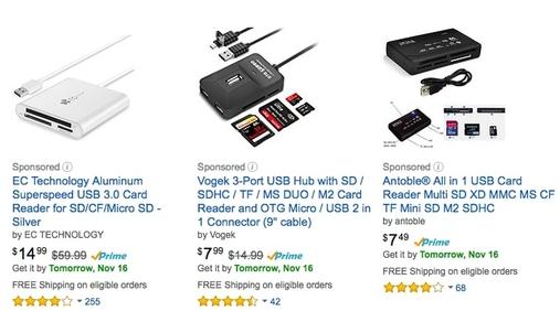 buy SD card