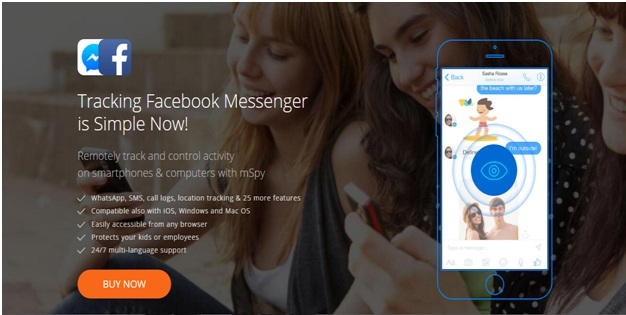 Track Facebook messages with the FREE Android Tracker