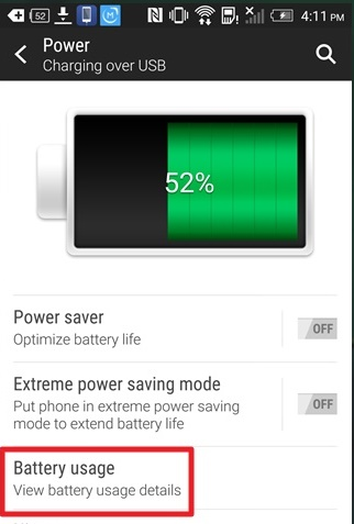 htc one ne chargeant pas