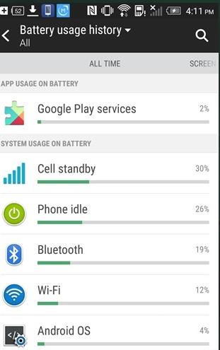 fix htc battery problems