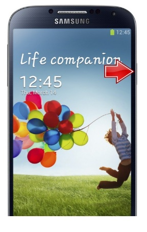 reset galaxy s4 with reset code