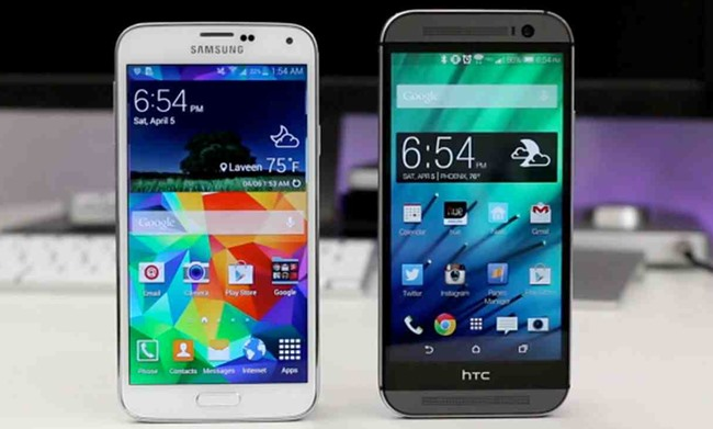 HTC One M9 VS Galaxy S6: Un Confronto Approfondito