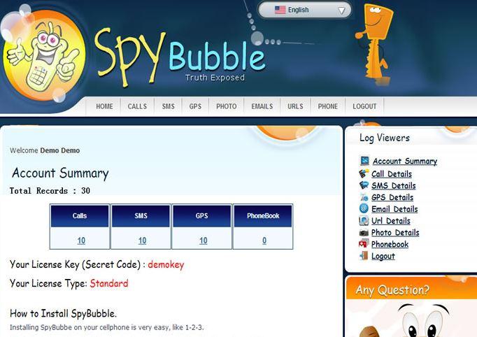 SpyBubble Pro