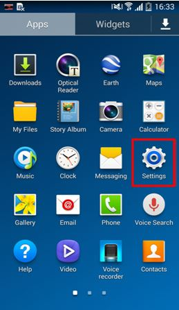 How to Factory Reset Samsung Galaxy S3 without Losing Data