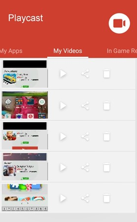 game screen recorder playcast
