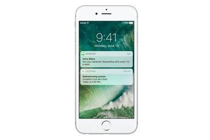 iOS 10 Update Problem