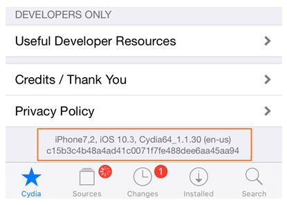 Jailbreak iOS 10 with Yalu