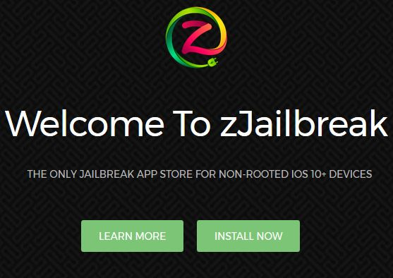 Jailbreak iOS 10.3 with zJailbreaker