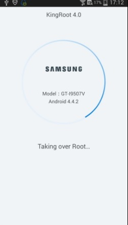 root gt i9505 - rooting phone