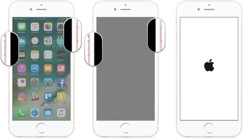 erzwingen Neustart iphone 7 plus
