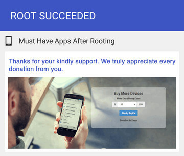 root samsung note 3 - root completed