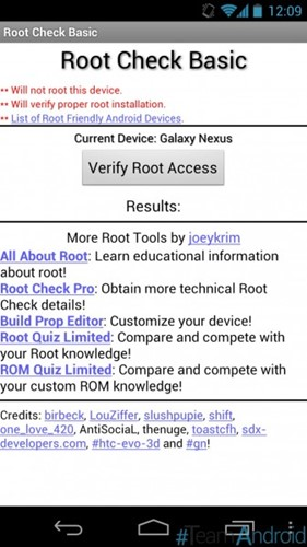 root lg g3 beat - download root checker