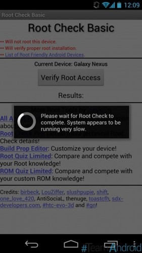 root lg g3 beat - verify root access