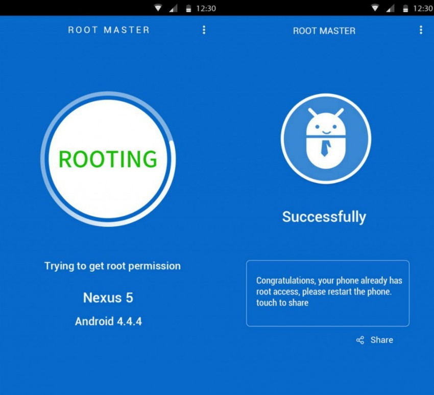 Top 6 Samsung Root Apps to Root Samsung Without PC
