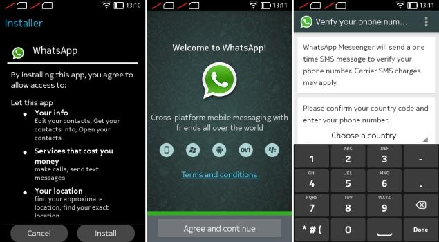 how to fix whatsapp not workiing on iphone-whatsapp reinstall