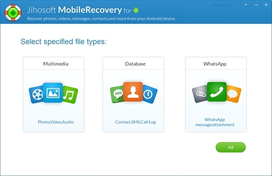 jihosoft mobile recovery