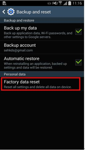 A Complete Guide to Factory Reset Samsung Galaxy S5