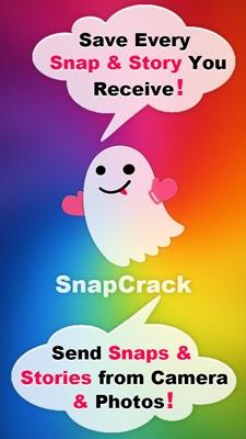 photo saver for snapchat-snapcrack