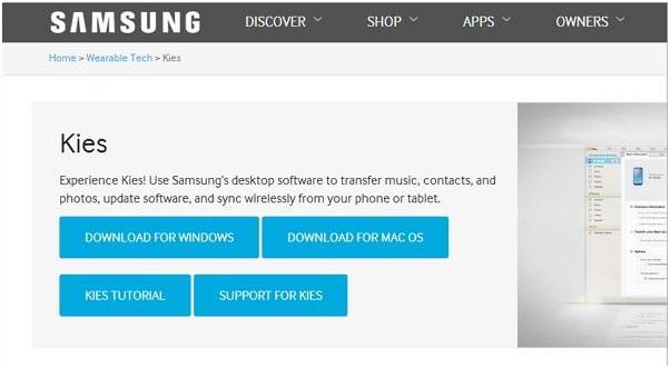 Guida per Principianti: Come Usare Samsung Kies Air?