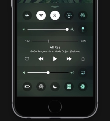 customized control center