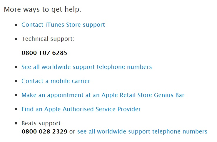 app store not working-apple support