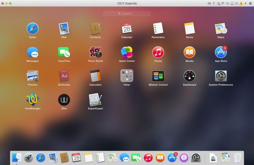 mac system tray
