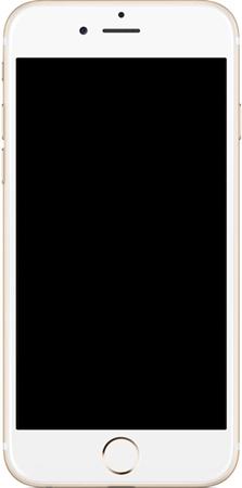 iphone black screen