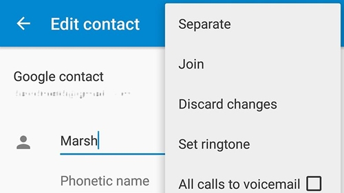 fix whatsapp problems-Duplicated Contacts
