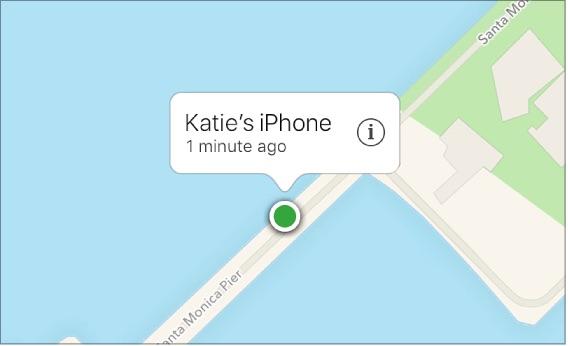 track iphone location