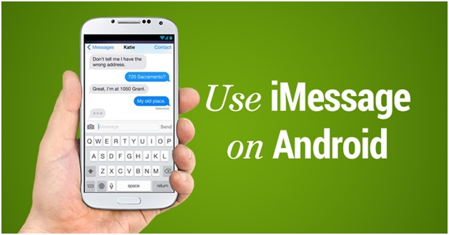 Use iMessage on Android