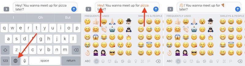 imessage emoji