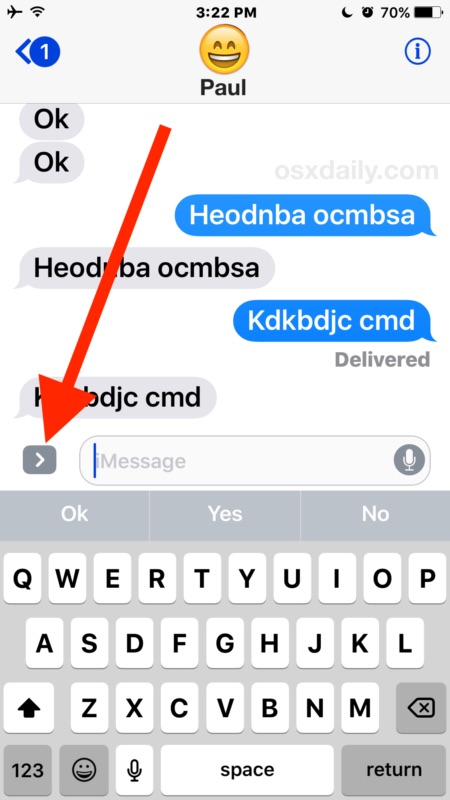 How To Use Imessage Apps And Stickers On Ios 10 Drne