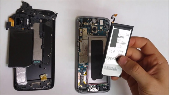 replace phone battery