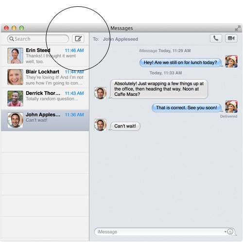 imessage on mac