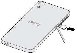 htc white screen-insert the memory card again