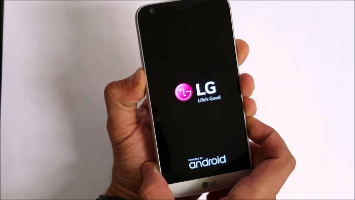 4 Solutions to Fix LG G5 Won't Turn On