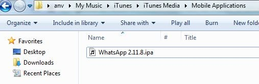 How to download whatsapp on ipod ipad tablet-WhatsApp IPA File