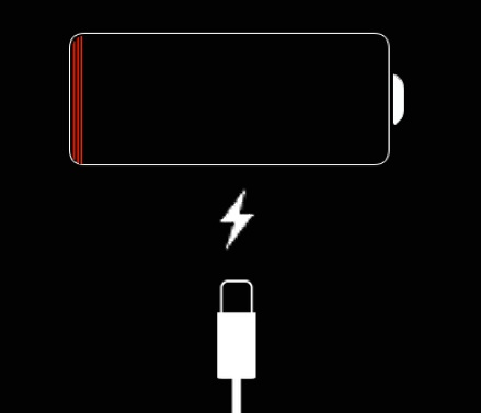 iphone low battery